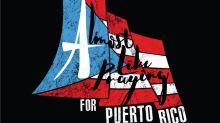 Celebridades se unen para cantar por Puerto Rico