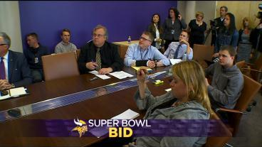MN Sports Facilities Authority Submits Bid For 2018 Super Bowl