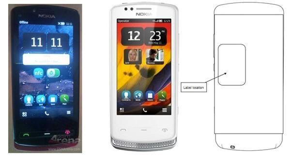 Nokia RM-670 swans through the FCC, gives us another 'Zeta' portrait to admire
