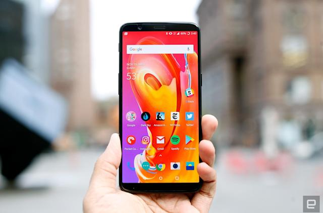 Adventurous OnePlus 5T owners can try Android Oreo