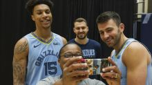The Grizzlies current roster can help identify 2020 Draft Targets