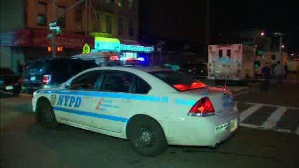 Police in East Harlem shoot chain wielding man