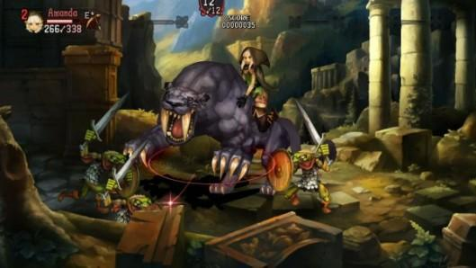 Dragon's Crown cross-play patch comes to Europe
