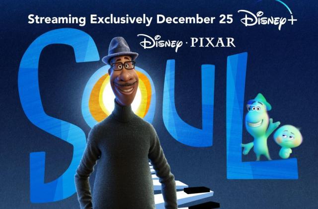 Pixar's next movie 'Soul' is heading straight to Disney+ on Christmas