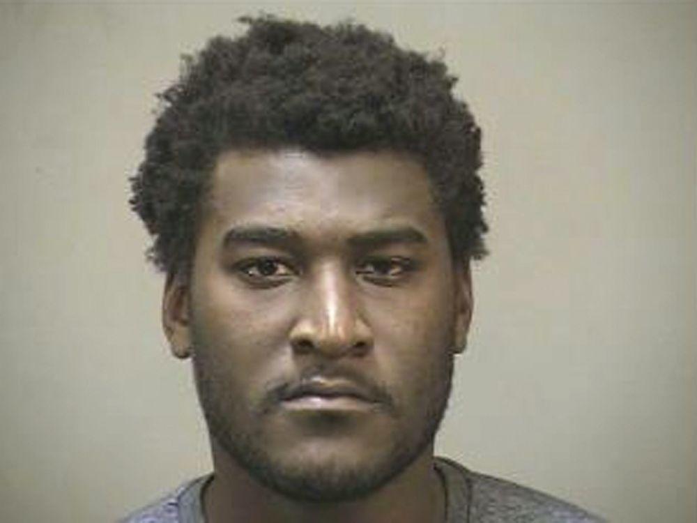 Suspended WR Blackmon arrested on drug complaint