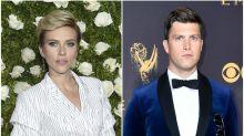 Cómico, columnista y actor: así es Colin Just, el novio de Scarlett Johansson