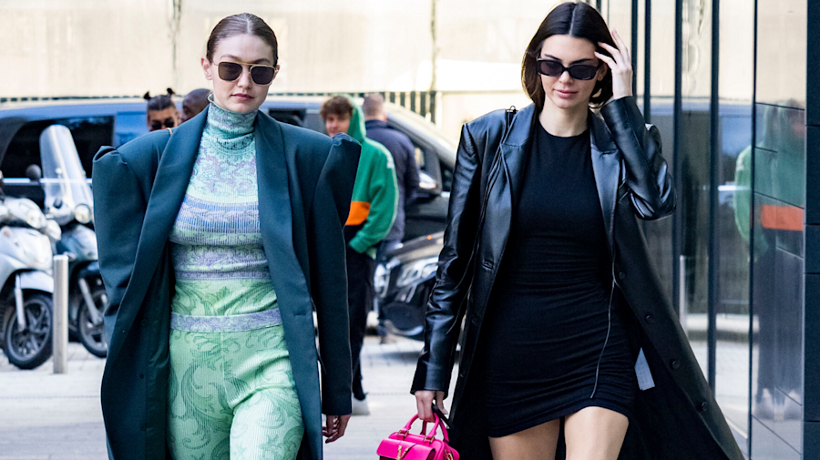 Kendall Jenner's dress will make you want to step up your LBD game