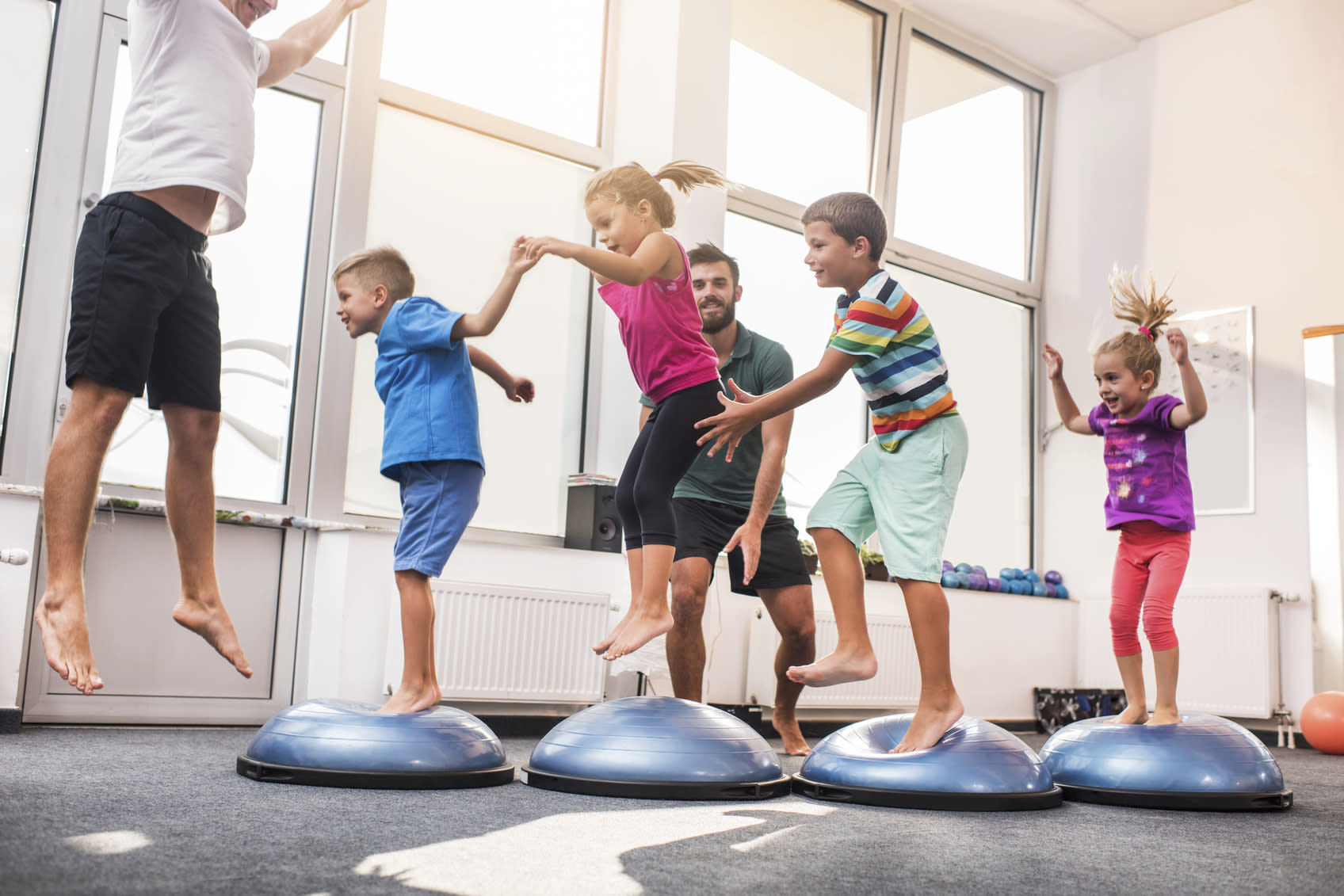 Exercise Makes Kids Brains More >> Exercise Boosts Kids Brain Power And Academic Performance Says Team