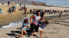 Border Patrol's Use Of Tear Gas On Civilians Is A Grim Warning About America's Future
