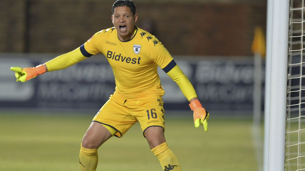 Bidvest Wits keeper Josephs braced for make-or-break clash with Orlando Pirates
