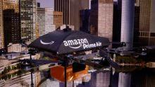 Programa piloto de drones de EEUU incluye a Alphabet pero excluye a Amazon