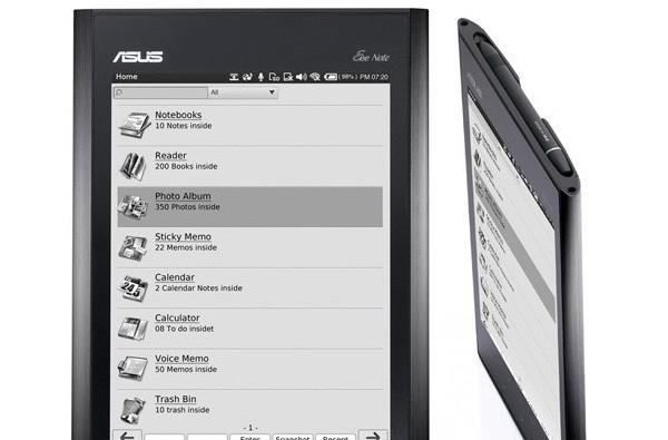 ASUS Eee Note EA-800 priced at $230, launching in Taiwan this week