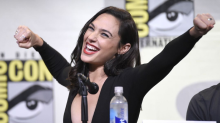 Gal Gadot Shares Sweet Moment with Little Girl Dressed as Wonder Woman -- See the Adorable Video!