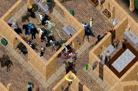 Ultima Online patches in searchable player vendors