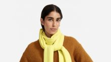 5 cozy Everlane accessories you're going to want for fall