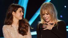 Rosanna Arquette Tears Up Thanking Fellow 'Silence Breakers' At SAG Awards