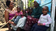 'God chose me': Congo Ebola survivor finds new purpose