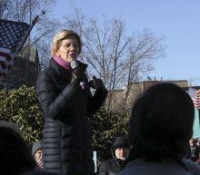 Warren slams Goldman Sachs over Apple card bias claims