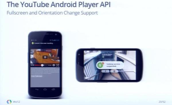 Google slips out YouTube Android Player API, third-party apps get full Nyan Cat experience (video)