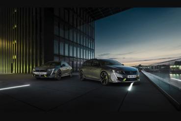 參見獅王,Peugeot 508 Sport Engineered發表登場