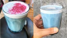 在澳洲爆紅,而且絕無色素的藍色 Latte,到底靠甚麼可以令人蜂擁而至?