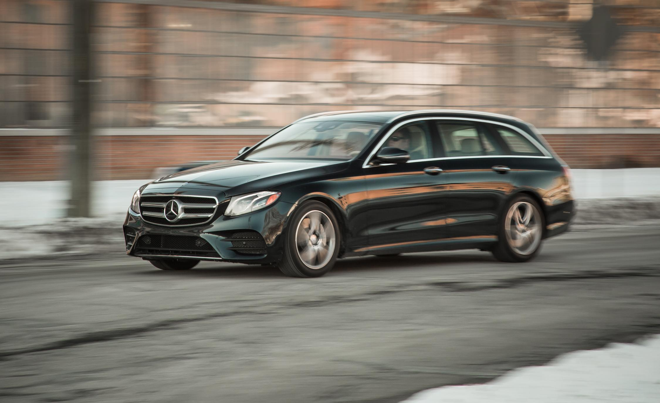 2017 mercedes benz e400 4matic wagon for Mercedes benz station wagon 2017
