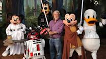 Disney buying 'Star Wars' maker Lucasfilm