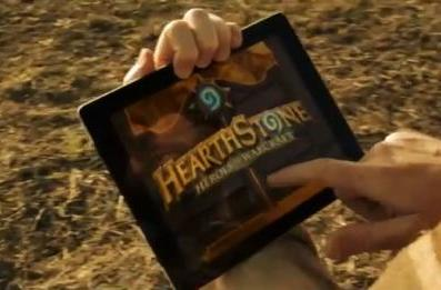 Hearthstone comes to iPad