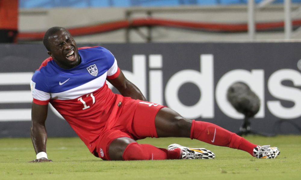 Altidore to miss World Cup game against Portugal