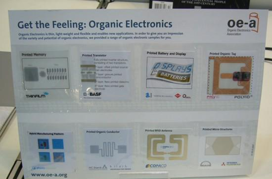 OE-A shows off nonvolatile RAM, RFID tag formed by printing