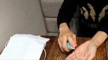 【武漢肺炎】化學博士教路兩張紙巾慳一個口罩!仲有呢個方法可以「復活」口罩?