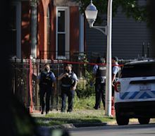 7 out of 8 in mass shooting in Chicago's Englewood neighborhood were shot in head, likely by 2 gunmen, police report says