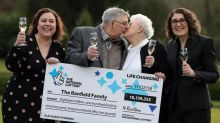 Couple who scooped £18m Lottery jackpot: We played the Lottery for our daughters