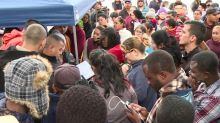 'La lista': For some U.S.-bound migrants it means hope. For others, despair
