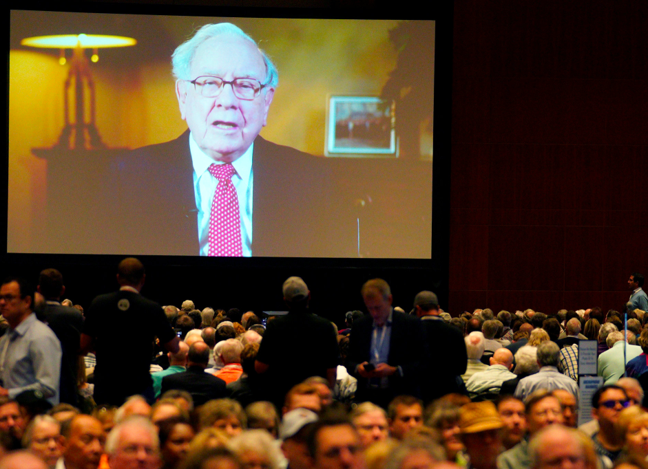 Warren Buffett: 'Cyber is uncharted territory and it's going to get worse, not better'