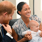 Meghan Markle and Prince Harry Taking Baby Archie to America for Thanksgiving