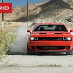 The 807-HP Dodge Challenger Super Stock Costs $81,090