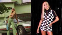 Sabrina Sato arrasa com Gucci e Anitta mostra novo look da Louis Vuitton!