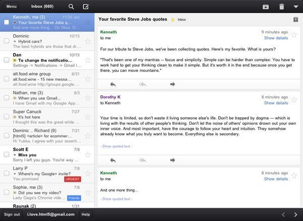 Gmail app for iOS returns to the App Store, promises to stay this time