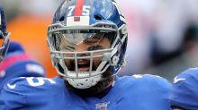 Report: Jon Halapio declines Giants' practice squad offer