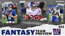 NFL Team Preview: Is Saquon Barkley's return enough to make Giants a fantasy powerhouse?