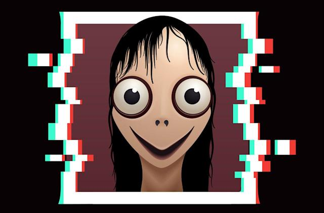 Adults are the only ones who fell for the Momo hoax