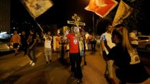 Church protests, COVID-19 test Montenegro's long-ruling party in Sunday vote