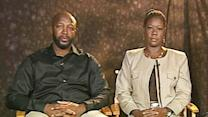 Trayvon Martin's parents respond to George Zimmerman