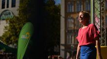 Katharina Schulze bringt frischen Wind in die Partei der Grünen