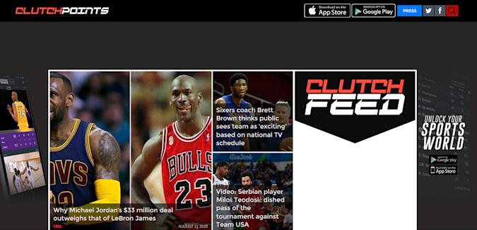 Becoming The Sports Reporter from Home - How ClutchPoints Is Changing How Sports Is Reported