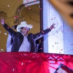 Peru's socialist president-in-waiting seeks to calm fears amid vote tension