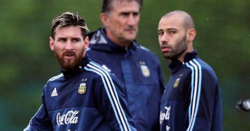 Foot - ARG - Lionel Messi et les joueurs de l'Argentine boycottent toujours la presse