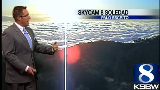 Get Your Tuesday KSBW Weather Forecast 5.14.13