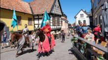 Schwedische Insel schickt Ritter in den Kampf gegen das Coronavirus